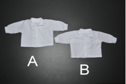 DUKKEMØNSTER: Skjorte