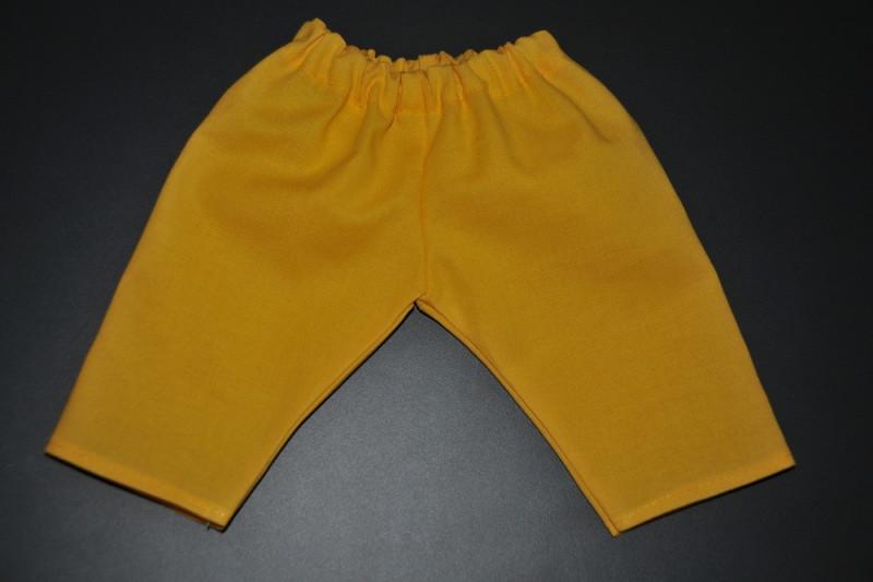 Gule bukser