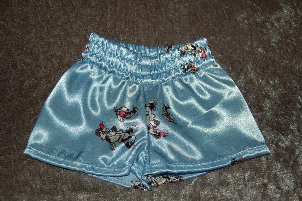 Mönster shorts