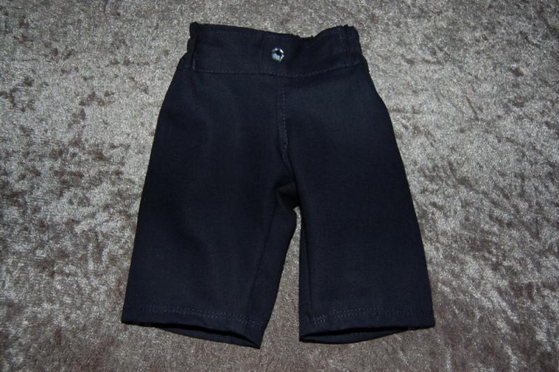 MØNSTER: Bukser med linned
