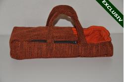 Orange og brun lift