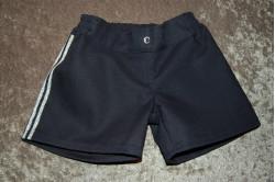 BAMSEMØNSTER: Bukser med linned