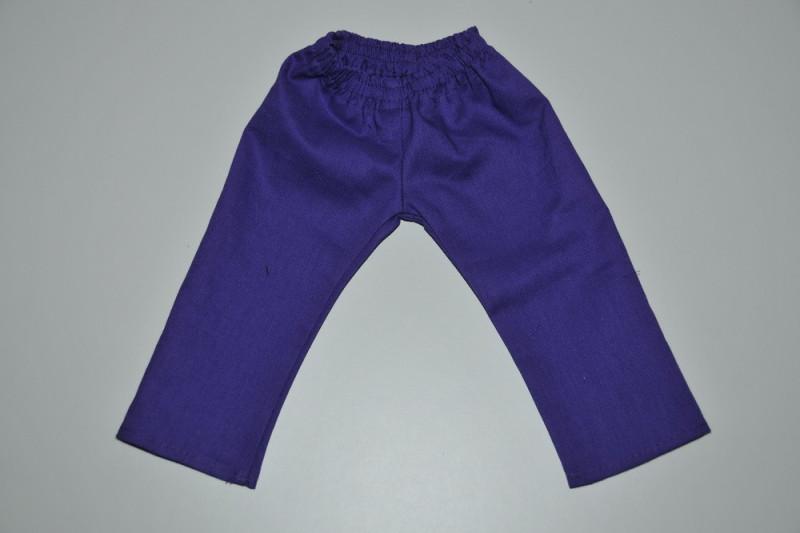 MØNSTER: Bukser med elastik (Dukke CAYLA)