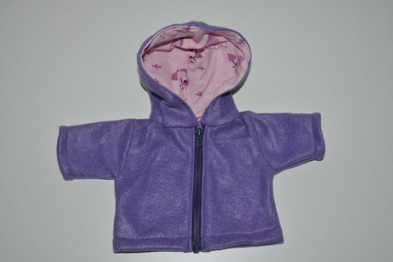Lilla jakke