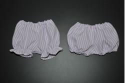 MØNSTER: Mameluk og pludder bukser