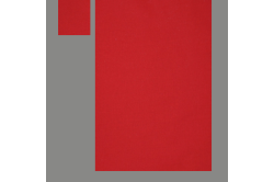 Rød (sengesæt op til 70 cm.)