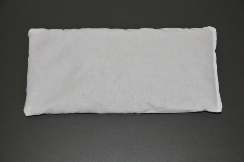 Hvid bomuldsstof