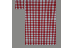 Røde tern (sengesæt op til 70 cm.)