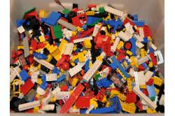 5,7 kg. blandet lego