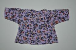 Lilla bluse med blomster. 2. SORTERING