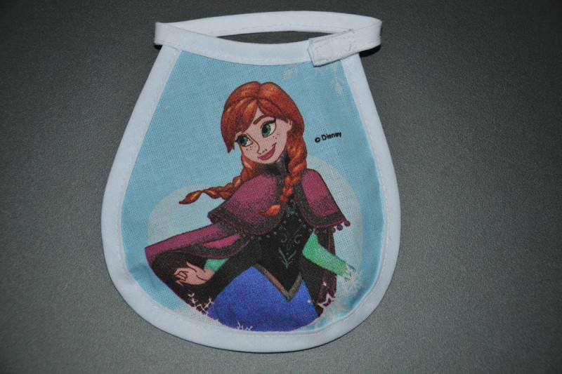 Disney hagesmæk med Anna