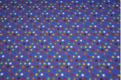 Dukketøj - sæt med med stjerner inkl. hue