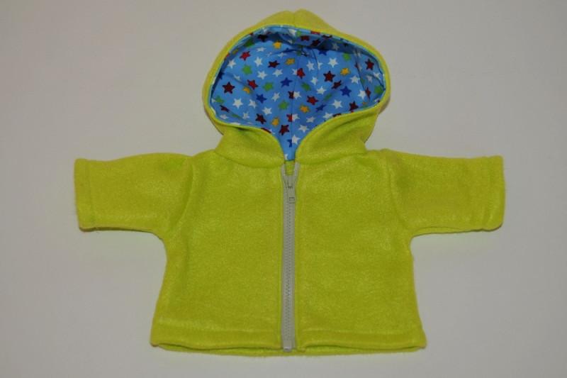Lime jakke