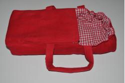 Rød fløjl lift